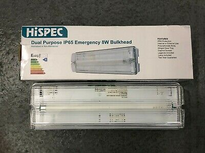 Hispec 8W Dual Purpose Exit Box Bulkhead - Hsem8U