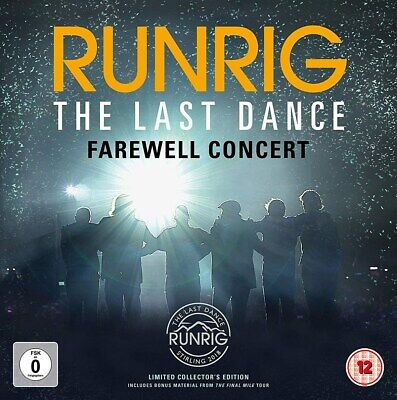 The Last Dance: Farewell Concert Film - Runrig (Limited Collector's  Box Set w