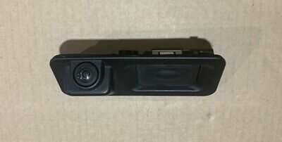 Jaguar XE Rear View Camera Trunk Release Boot Opening Switch T4N3167 T4N12913