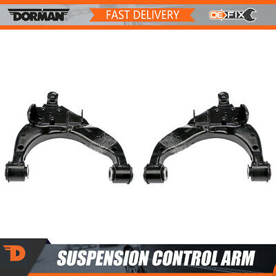 Dorman Front Lower Left /& Right Control Arm For 2013-2015 Honda Accord