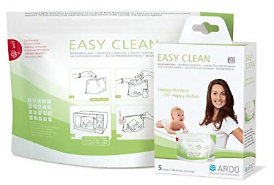ARDO Easy Clean Microwave Bag