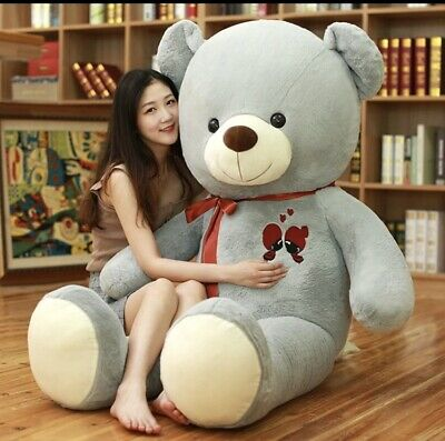 100cm Large Teddy Bear Plush Toy - Amazing Quality For Kids/girlfriend/gift