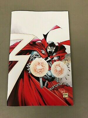 SPAWN 300 1:25 K CAPULLO & MCFARLANE VIRGIN VARIANT Image Comics First Printing
