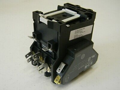Eaton C25DNY153AL Contactor 30A 208-240V Coil (Box Labeled Incorrectly)