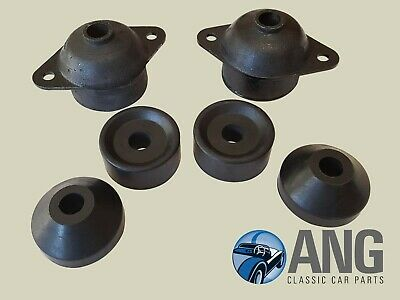 Tvr 2500M, 3000M >'77 Differential Mounting Bush Kit