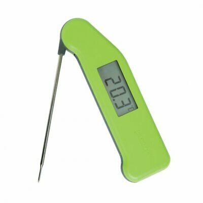 Green SuperFast Splashproof Thermapen 3 Digital Thermometer - GS-G