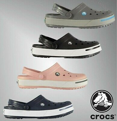 Unisex Crocs Ventilation Ports Lightweight Crocband II Clogs Sizes from 3 to 12