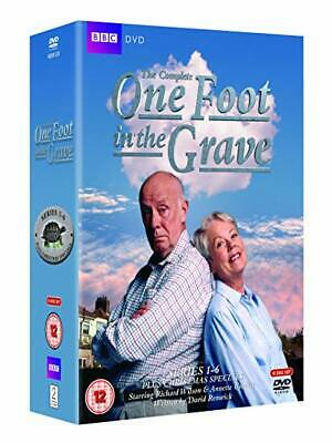 One Foot In The Grave - Complete Series Collection  [Dvd] New & Sealed