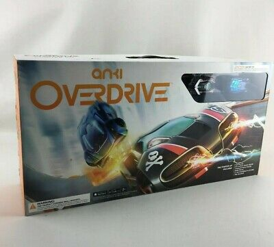 Anki Overdrive Starter Kit with 2 Cars Complete Set - Preowned - Fast Ship - M02