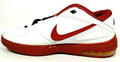 Details about VINTAGE 90's NIKE AIR ULTRA FORCE HIGH (WHT GRY) BASKETBALL SHOES 8.5 NEW