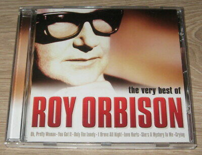 Roy Orbison - The Very Best Of (CD 2006). Ex Cond