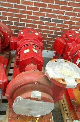 Bell & Gossett 1510 Bf 12.625 4Gb Bronze Fitted End Suction Centrifugal Pump