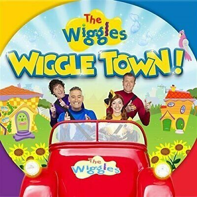 Wiggles-Wiggle Town! (Aus) Cd New