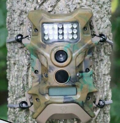 Wildgame Innovations Terra Extreme 12 MPHD Infrared Digital Scouting Game Camera