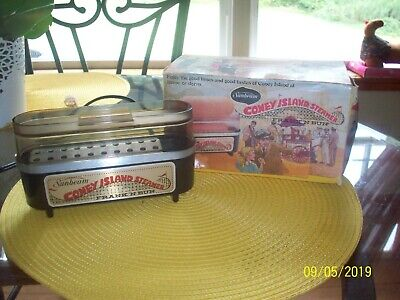 Sunbeam Coney Island Hot Dog Maker-Used A Few Times