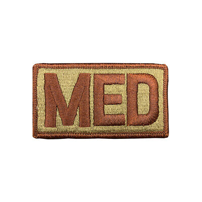 Air Force MED OCP Patch Spice Brown Medical