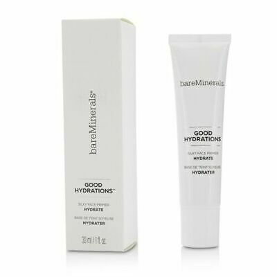 BNIB Bare Minerals Good Hydrations Silky Face Primer 30ml_Normal to Dry skin...