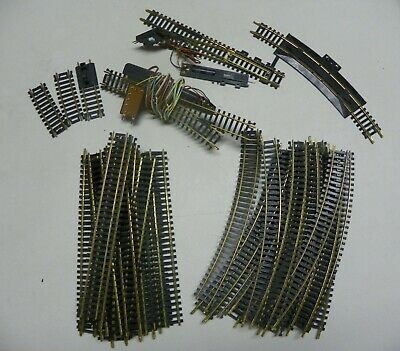 34 // 36 cm HO scale Display Track with ballast