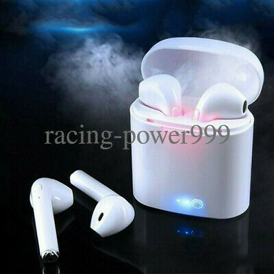 Dual Wireless Bluetooth Earphone Earbuds For Universal Phone Models Android IOS
