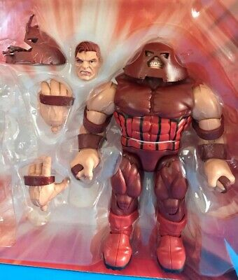 Marvel Legends 80th Anniversary Juggernaut ONLY From 2 Pack vs Colossus FIGURE