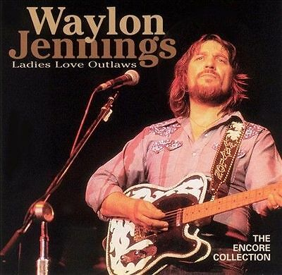Ladies Love Outlaws [Compilation] by Waylon Jennings (CD, Nov-1997, BMG...
