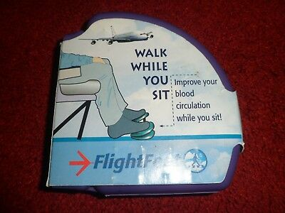 FlightFeet WALK WHILE YOU SIT, improve your blood circulation while you sit!