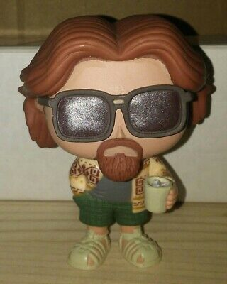 Funko Pop Movies - The Big Lebowski - #81 The Dude - Loose -Out of Box - No Box