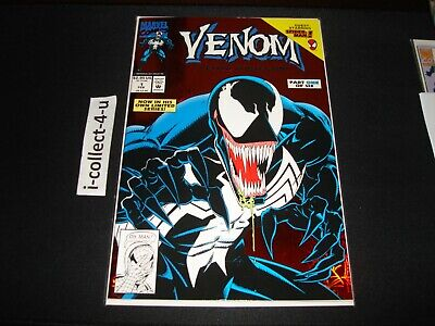 VENOM LETHAL PROTECTOR #1 9.0 VF/NM 1993 Marvel Comics Red Foil Mark Bagley