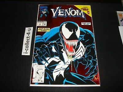 VENOM LETHAL PROTECTOR #1 9.8 NM/MT 1993 Marvel Comics Red Foil Mark Bagley