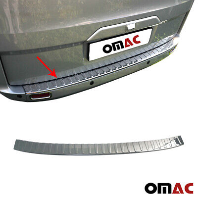 For Ford Transit Tourneo Custom Chrome Bumper Stainless Steel Splay 2013