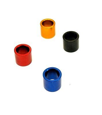Anodised Aluminium Standoff Spacers - 4 colours