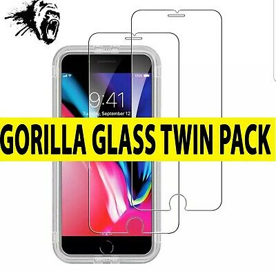For iPhone 6s Plus Premium Quality Tempered Glass Screen Protector-CRYSTAL CLEAR