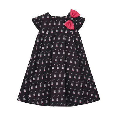 Manège En Sucre Kids Girls Girly Printed Dress 5 Years