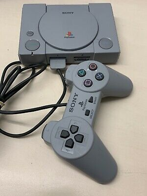 Sony Playstation Classic Console Mini - with 20 Preloaded Games