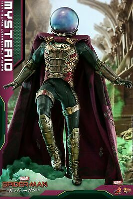 Hot Toys Spider-Man Far From Home 1/6th scale Mysterio Collectible Figure MMS556