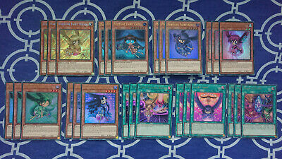 Fortune Fairy Hikari 27 Card Secret Rare Deck Core Set Blhr Yugioh *New & Mint*