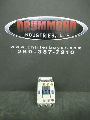 Schneider Contactor Lc1D09  25 Amp 600 Vac 7.5 Hp **Warranty Included!**