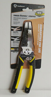 Southwire Tools & Equipment SNM1214HD Forged Romex Stripper Sealed