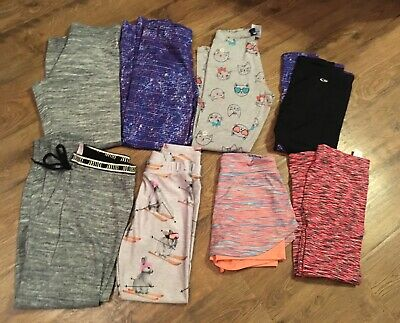 Girls size 10/12 leggings, sweats, athletic wear~EC~Justice, Old Navy & more