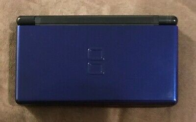 Official Nintendo DS Lite Blue Handheld Console! ~ Works Great! ~ Fast Shipping!