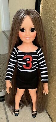 Ideal Crissy Doll Reroot