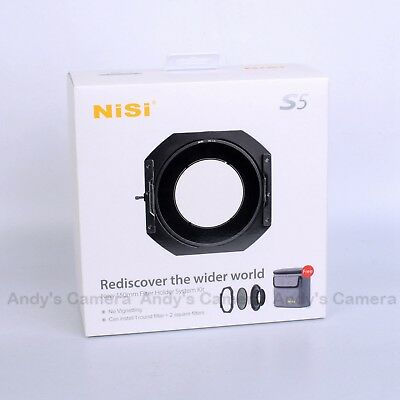Nisi S5 Kit 150mm Filter Holder with CPL for Sigma 14-24mm f/2.8 DG HSM Art Lens
