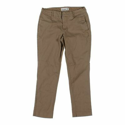 Old Navy Girls  Pants size JR 0,  brown,  cotton, spandex