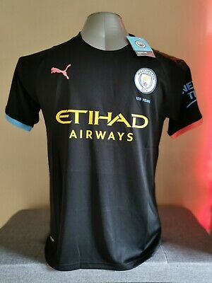Manchester City away shirt 2019/20 Size L