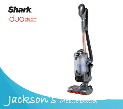 SHARK DuoClean Lift-Away Upright Bagless Vacuum Cleaner NV700UKT