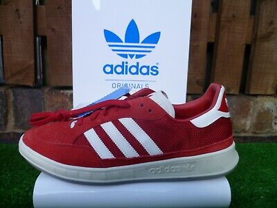 ADIDAS JEANS MK11 2 UK8.5 BNWT 80s casuals RARE GREEN