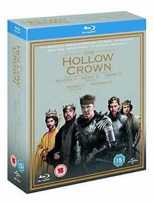 The Hollow Crown - Complete Series 1 & 2 [Bluray] New & Sealed