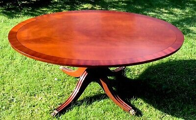 Coffee Table In A Regency Antique Style