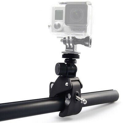 Fits GoPro Hero 7 Handlebar with Tripod Mount Motorbike Roll Bar Seatpost Pole