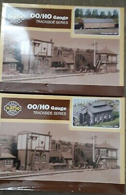 B 00-29 OO gauge north light style engine shed